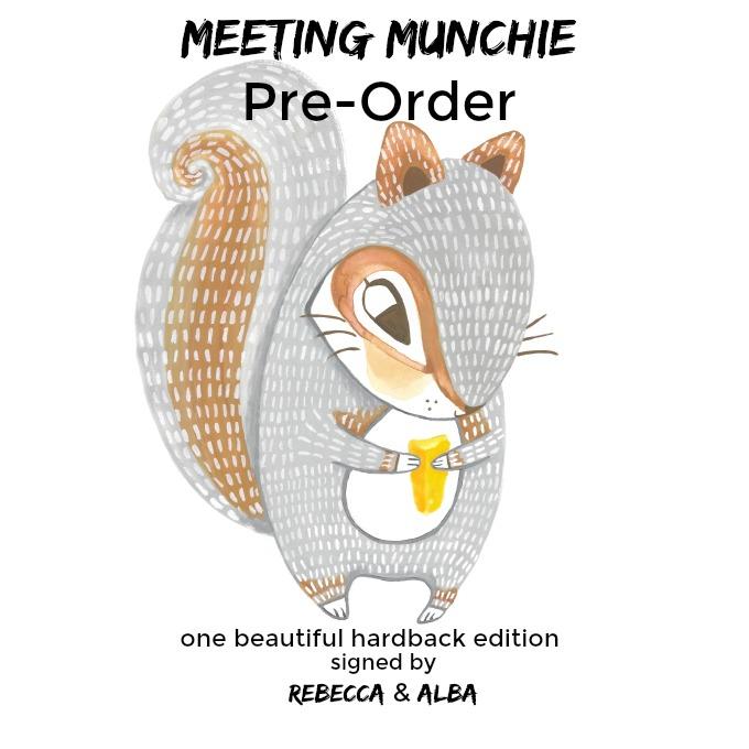 MunchiePre-OrderTemporary